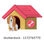 cute pets design | Shutterstock .eps vector #1172765770