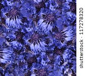 cornflowers as a background | Shutterstock . vector #117278320