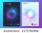 modern vector template for... | Shutterstock .eps vector #1172783986