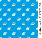 credit card pattern seamless... | Shutterstock . vector #1172798110