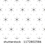 vector seamless pattern  simple ... | Shutterstock .eps vector #1172802586