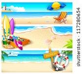 illustration of template for... | Shutterstock .eps vector #117280654