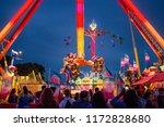 falcon heights  mn usa august... | Shutterstock . vector #1172828680