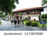 ilocos norte  philippines   aug ... | Shutterstock . vector #1172829889