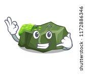 call me green rock moss... | Shutterstock .eps vector #1172886346