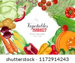 vector background with... | Shutterstock .eps vector #1172914243