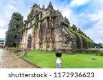 unesco world heritage site san... | Shutterstock . vector #1172936623
