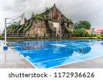 unesco world heritage site san... | Shutterstock . vector #1172936626