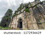 unesco world heritage site san... | Shutterstock . vector #1172936629