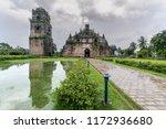 unesco world heritage site san... | Shutterstock . vector #1172936680