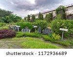 unesco world heritage site san... | Shutterstock . vector #1172936689