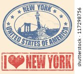 Set Of Grunge Rubber Stamps...