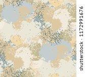 abstract art seamless pattern.... | Shutterstock .eps vector #1172991676