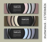 vector graphic design banner... | Shutterstock .eps vector #1173036826