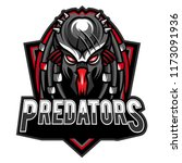 Predators Sport Logo Vector Template