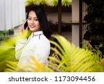 singaporean young business... | Shutterstock . vector #1173094456