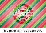 aspiration christmas colors... | Shutterstock .eps vector #1173156070