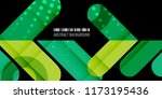 abstract colorful background... | Shutterstock .eps vector #1173195436