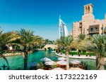 dubai  united arab emirates  ... | Shutterstock . vector #1173222169