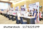 blur background consultant... | Shutterstock . vector #1173225199