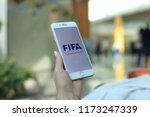minsk  belarus   july 18  2018  ...   Shutterstock . vector #1173247339
