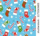 new year s vector seamless...   Shutterstock .eps vector #1173263683