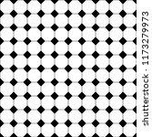 vintage black and white tiles... | Shutterstock .eps vector #1173279973