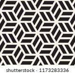 vector seamless pattern. modern ... | Shutterstock .eps vector #1173283336