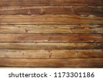 background  old rustic wooden... | Shutterstock . vector #1173301186
