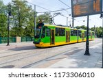 poznan  poland   august 19 ... | Shutterstock . vector #1173306010