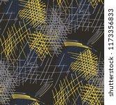 various pencil hatches.... | Shutterstock .eps vector #1173356833