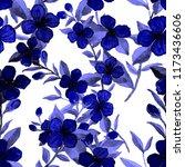 watercolor seamless pattern... | Shutterstock . vector #1173436606
