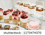 Different Fruit Desserts With...