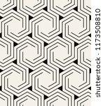 vector seamless pattern. modern ... | Shutterstock .eps vector #1173508810