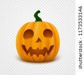 realistic vector halloween... | Shutterstock .eps vector #1173533146