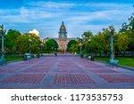 denver landmark in the day  | Shutterstock . vector #1173535753
