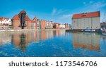 gdansk  poland   22 july  2018  ... | Shutterstock . vector #1173546706