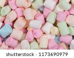 Colorful Marshmallows As...