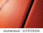 close up of basketball | Shutterstock . vector #1173725233