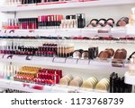 variety of  fashionable ... | Shutterstock . vector #1173768739