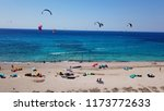 lefkada island  ionian   greece ... | Shutterstock . vector #1173772633