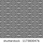 seamless pattern with striped... | Shutterstock .eps vector #1173830476