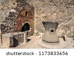 archaeological ruin of ancient... | Shutterstock . vector #1173833656