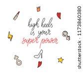 High Heels Is Your Super Power. ...