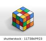 astana  kazakhstan  7 september ... | Shutterstock .eps vector #1173869923