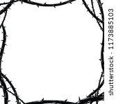 Frame Of Thorns  Border For Th...