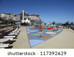 Playground At The Europa Point  ...