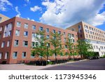 amherst  ma   usa   july 23...   Shutterstock . vector #1173945346