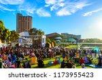 adelaide  australia   january... | Shutterstock . vector #1173955423