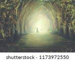 Walking In The Mystic Magic...